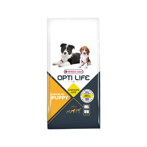 Versele-Laga Opti Life Medium Puppy