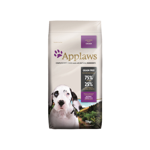 Applaws Puppy Large Breed Hundefutter - Huhn