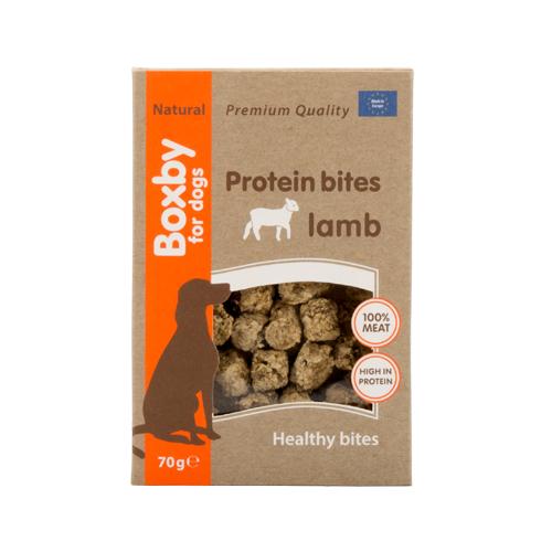 Boxby Protein Bites - Agneau