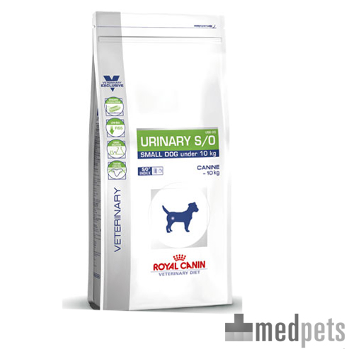 Royal Canin Urinary S/O Small Hundefutter