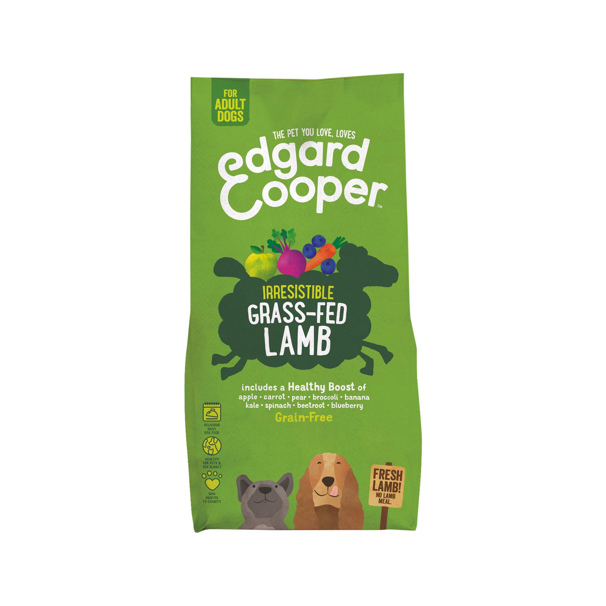 Edgard & Cooper Adult - Agneau