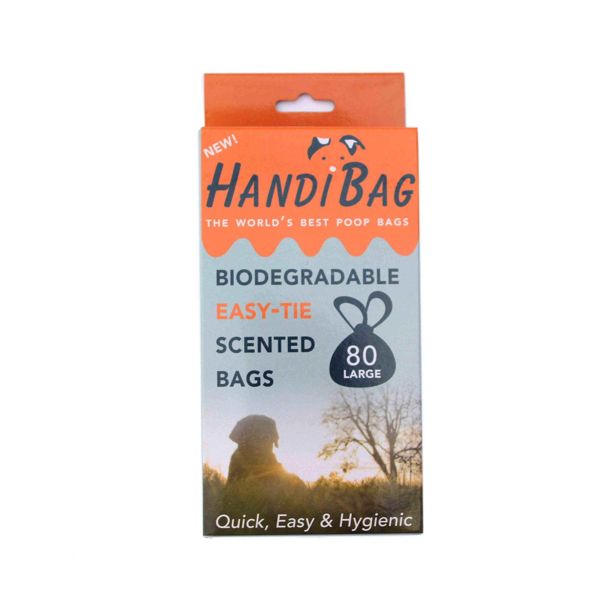 HandiBag - Sacs biodégradables