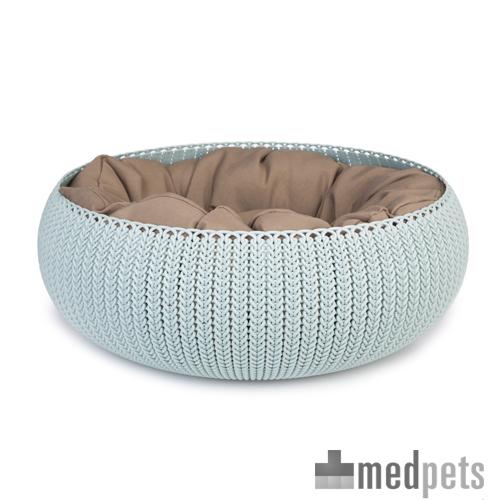 Curver Cozy Pet Bed - Minze