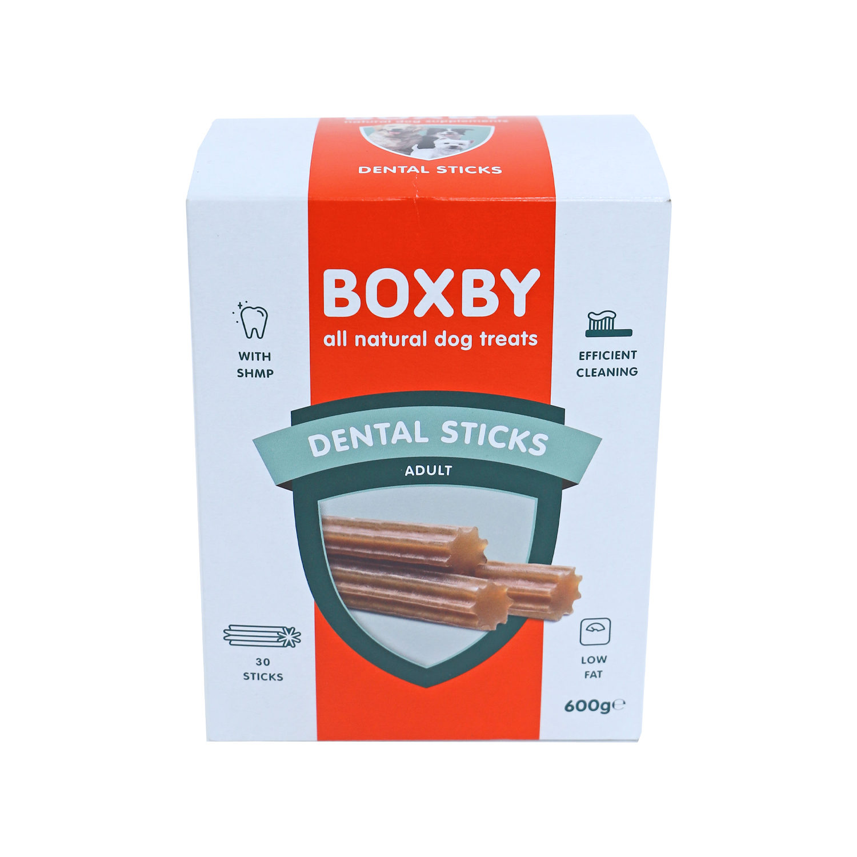 Boxby Dental Sticks - 30 sticks