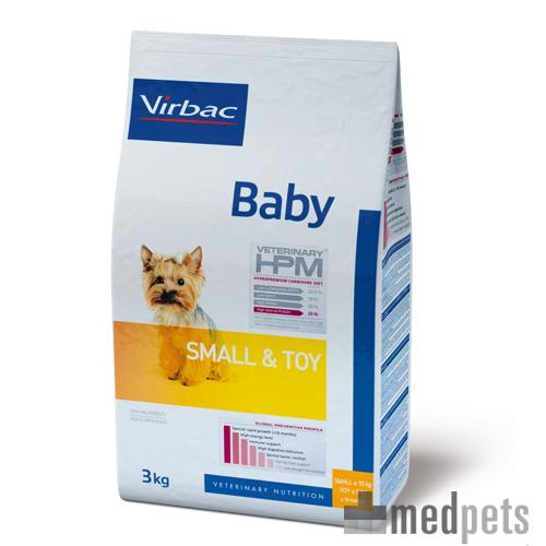 Veterinary HPM Baby Small & Toy Dog
