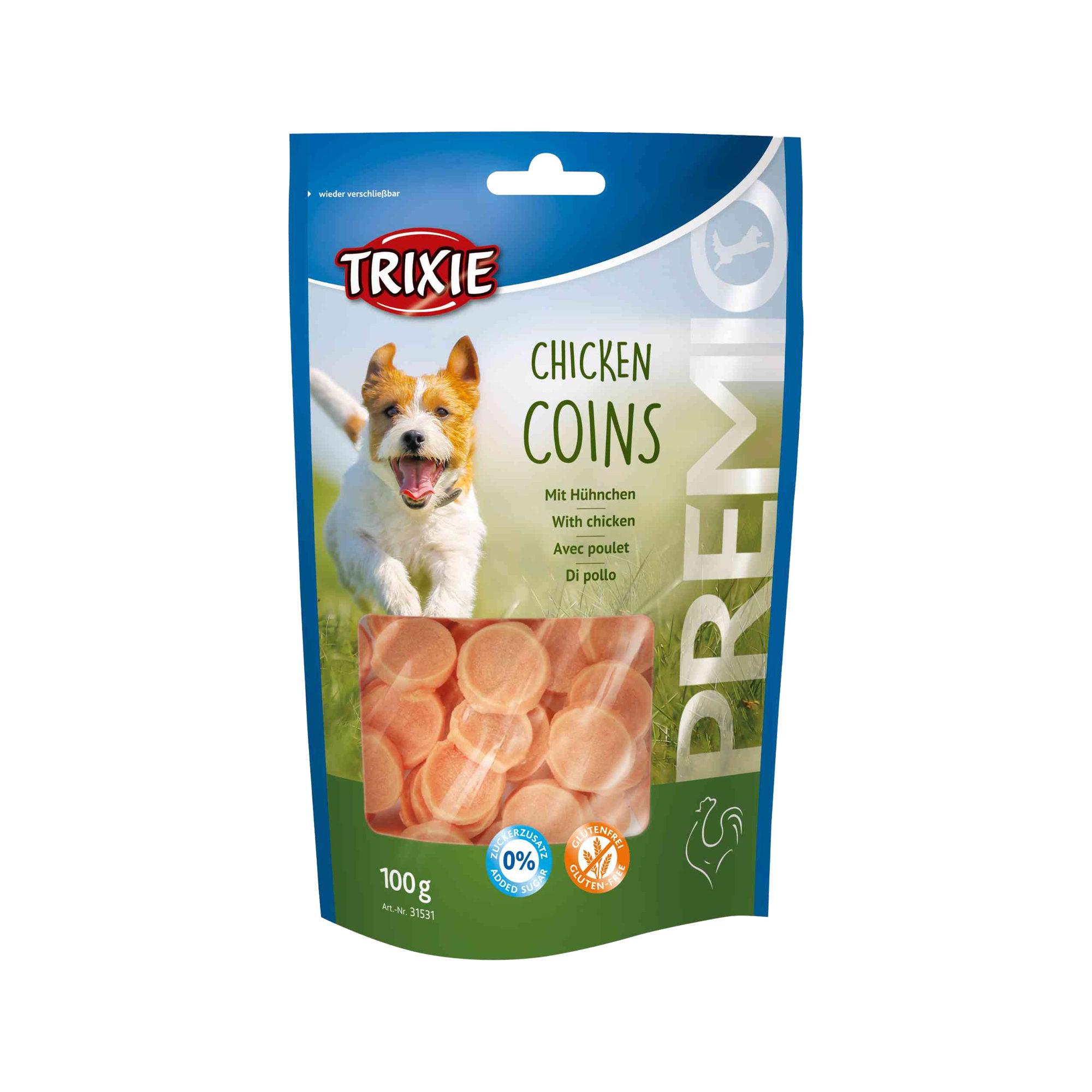 Trixie Premio - Chicken Coins