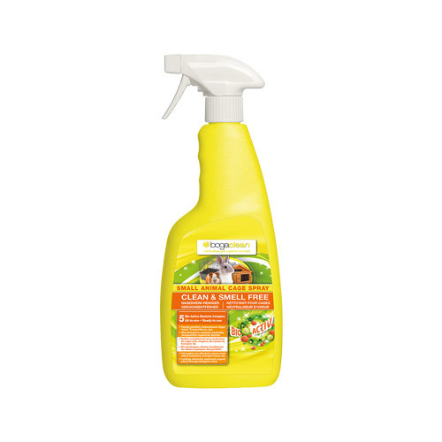Bogaclean Clean & Smell Free Small Animal Cage Spray