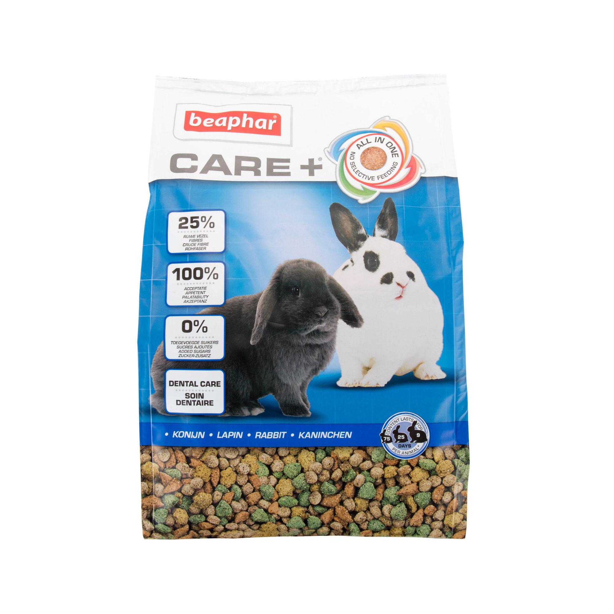 Beaphar Care+ Kaninchen - 1,5 kg