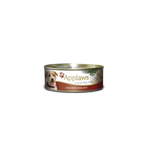 Applaws Hundefutter - Dosen - Chicken with Rice - 12 x 156 g