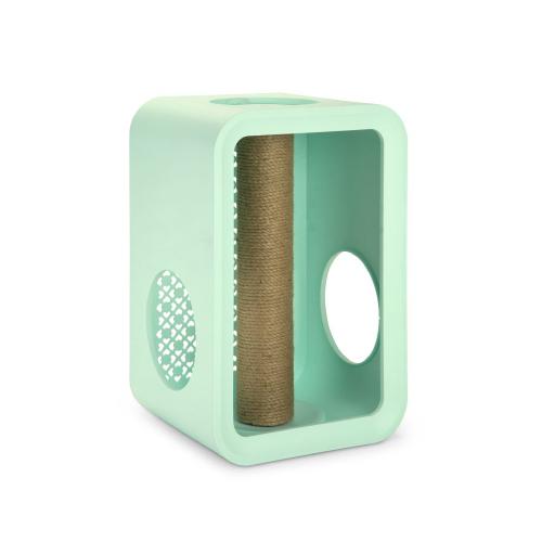 Beeztees Cat Cubes Scratch - Mellow Mint
