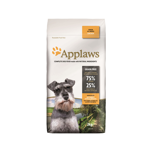Applaws All Breed Senior - Poulet - 2 kg