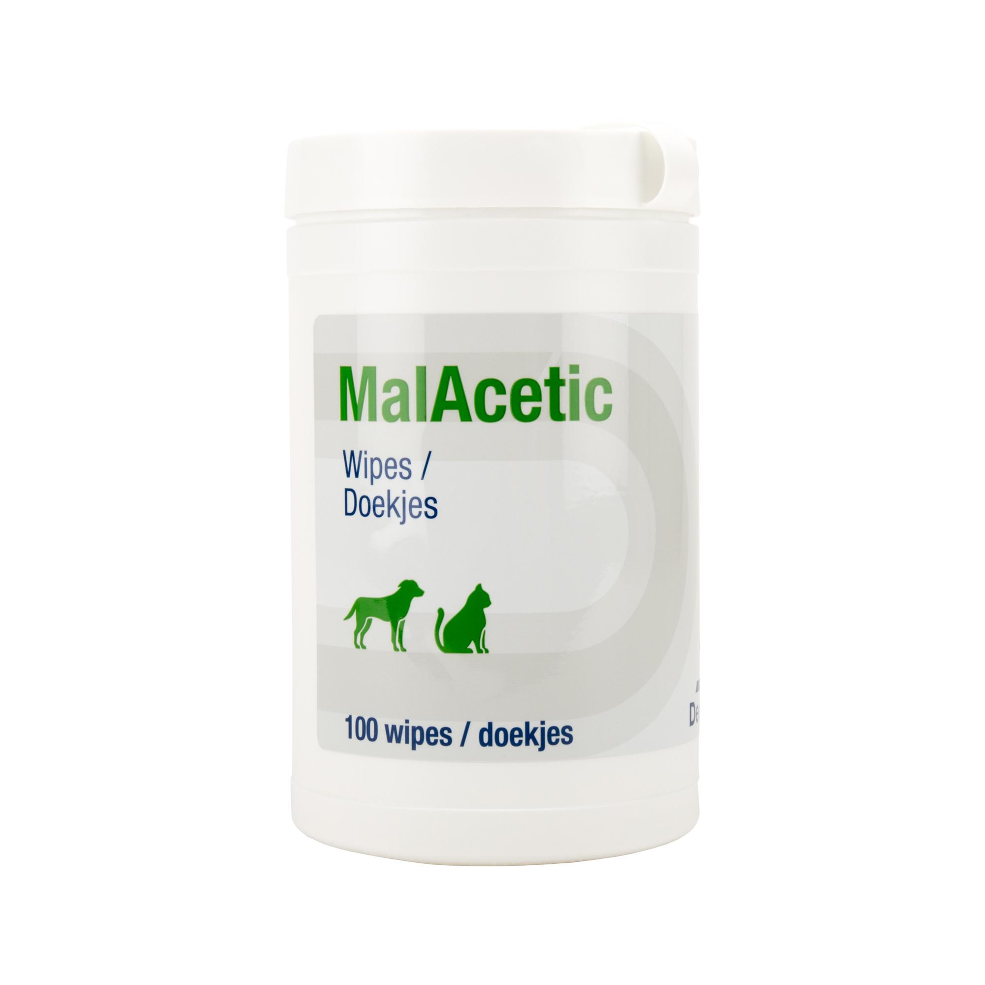 MalAcetic - Lingettes