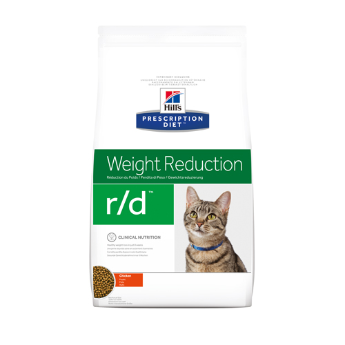 Hill's Prescription Diet r/d Weight Reduction Katzenfutter
