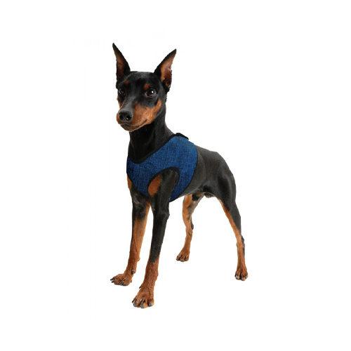 Aqua Coolkeeper Comfy Harness - Pacific Blue - L