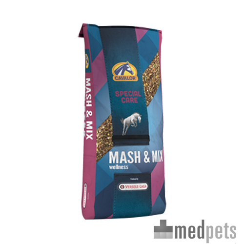 Cavalor Mash und Mix Wellness Slobber Mash
