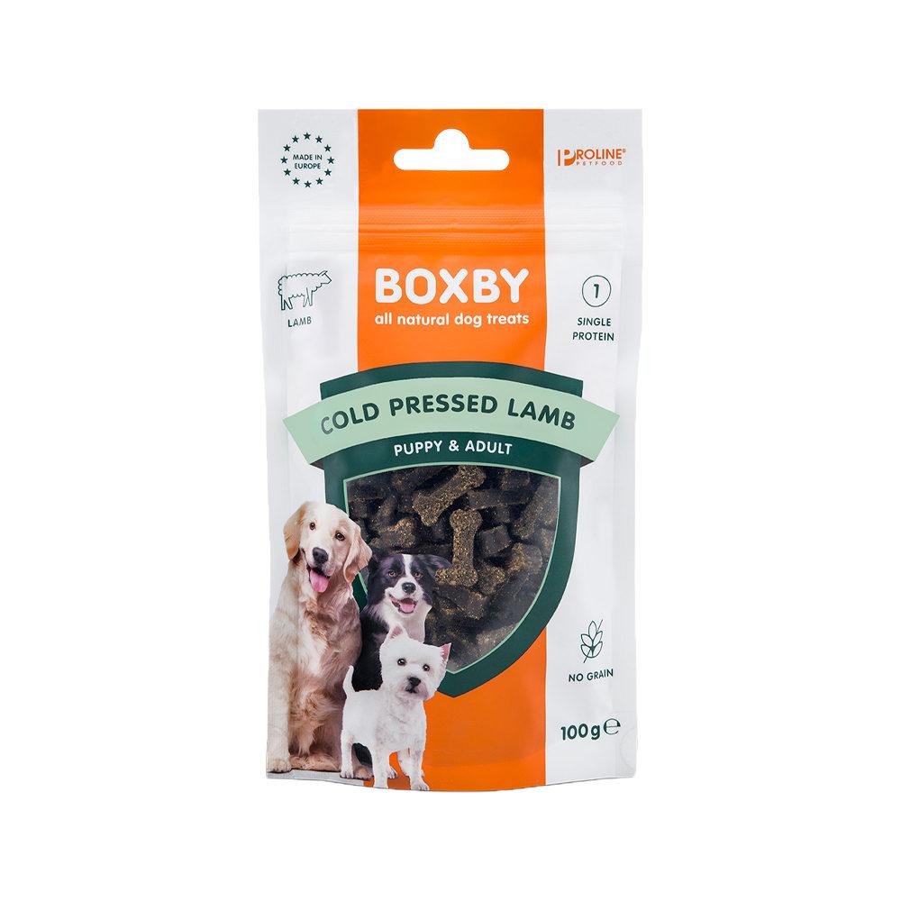 Boxby Grain Free Treats - Agneau