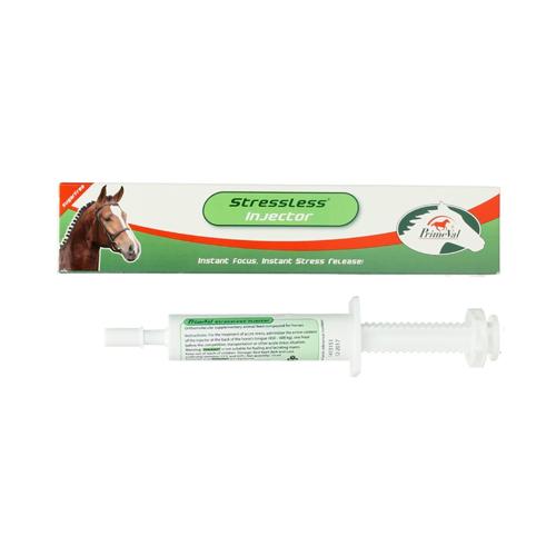 Primeval StressLess Pferd Injektor
