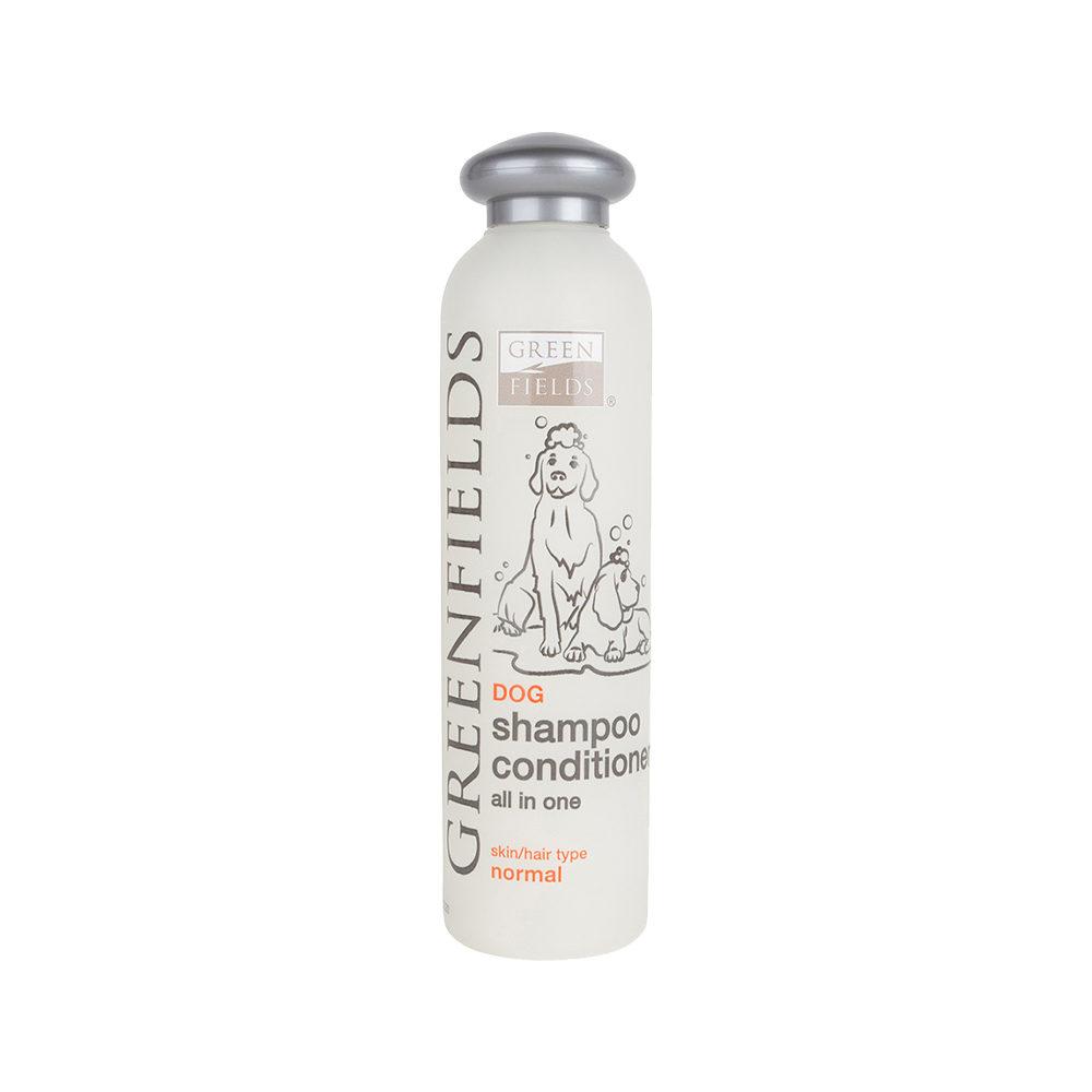 Greenfields Dog Shampoo & Conditioner