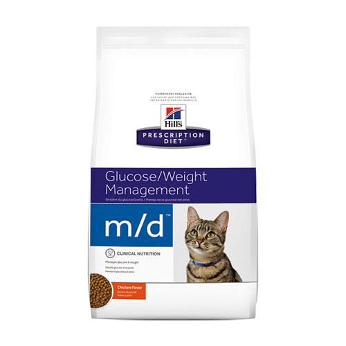 Hill's Prescription Diet m/d Weight Management Katzenfutter