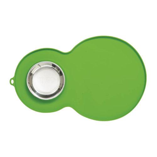 Catit Erdnuss Unterlegmatte - Grün