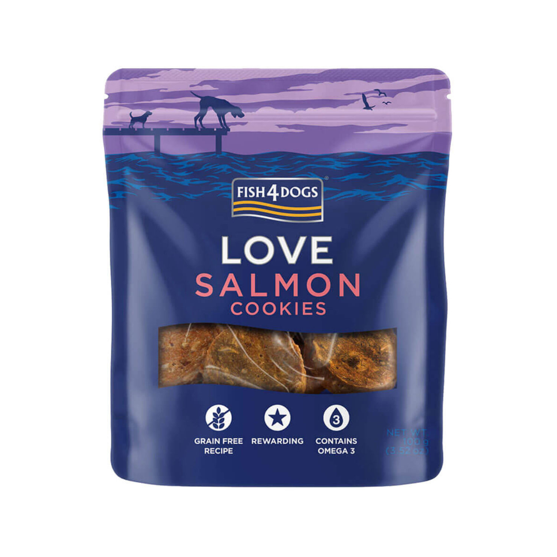 Fish4Dogs Salmon Cookies