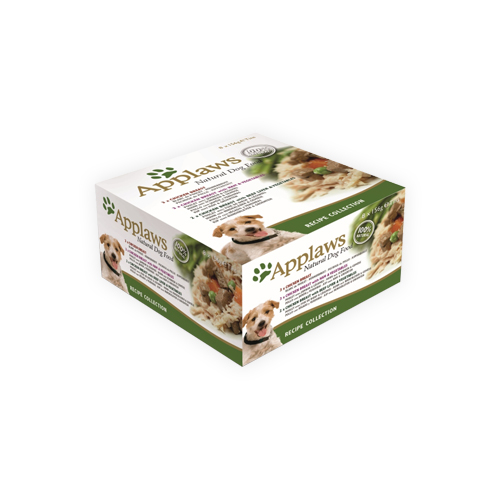 Applaws Hundefutter Recipe Collection - Dosen - Multipack - 8 x 156 g