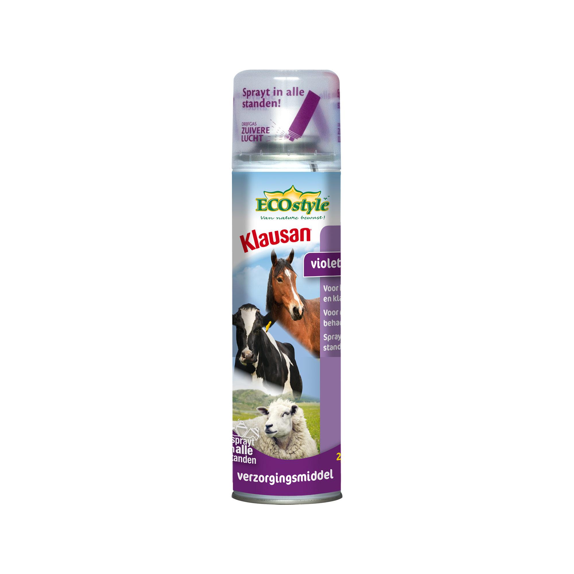 Ecostyle Klausan - Spray à la violette