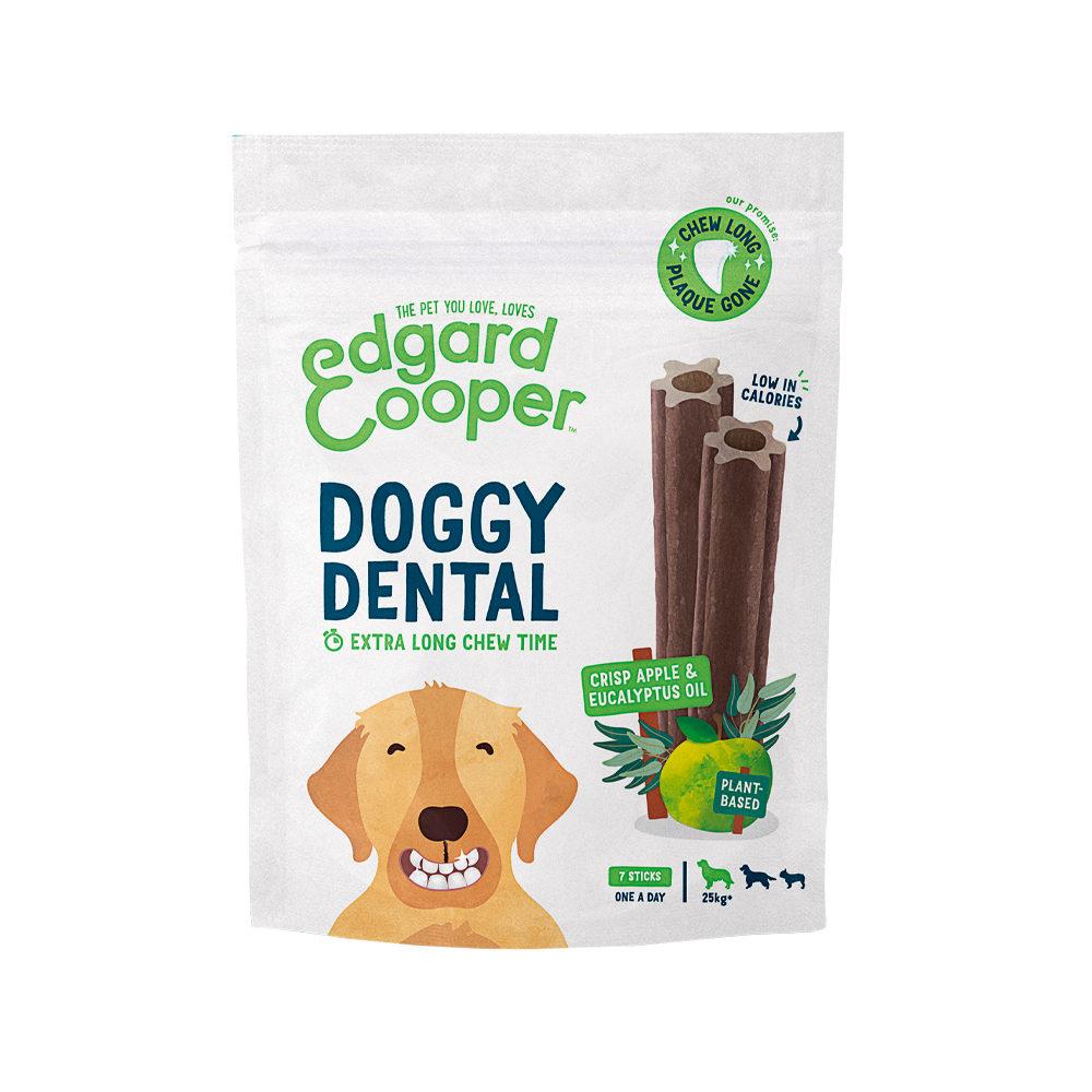 Edgard & Cooper Doggy Dental Large - Pomme et eucalyptus