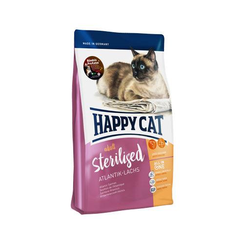 Happy Cat Adult Sterilised - Saumon de l'Atlantique
