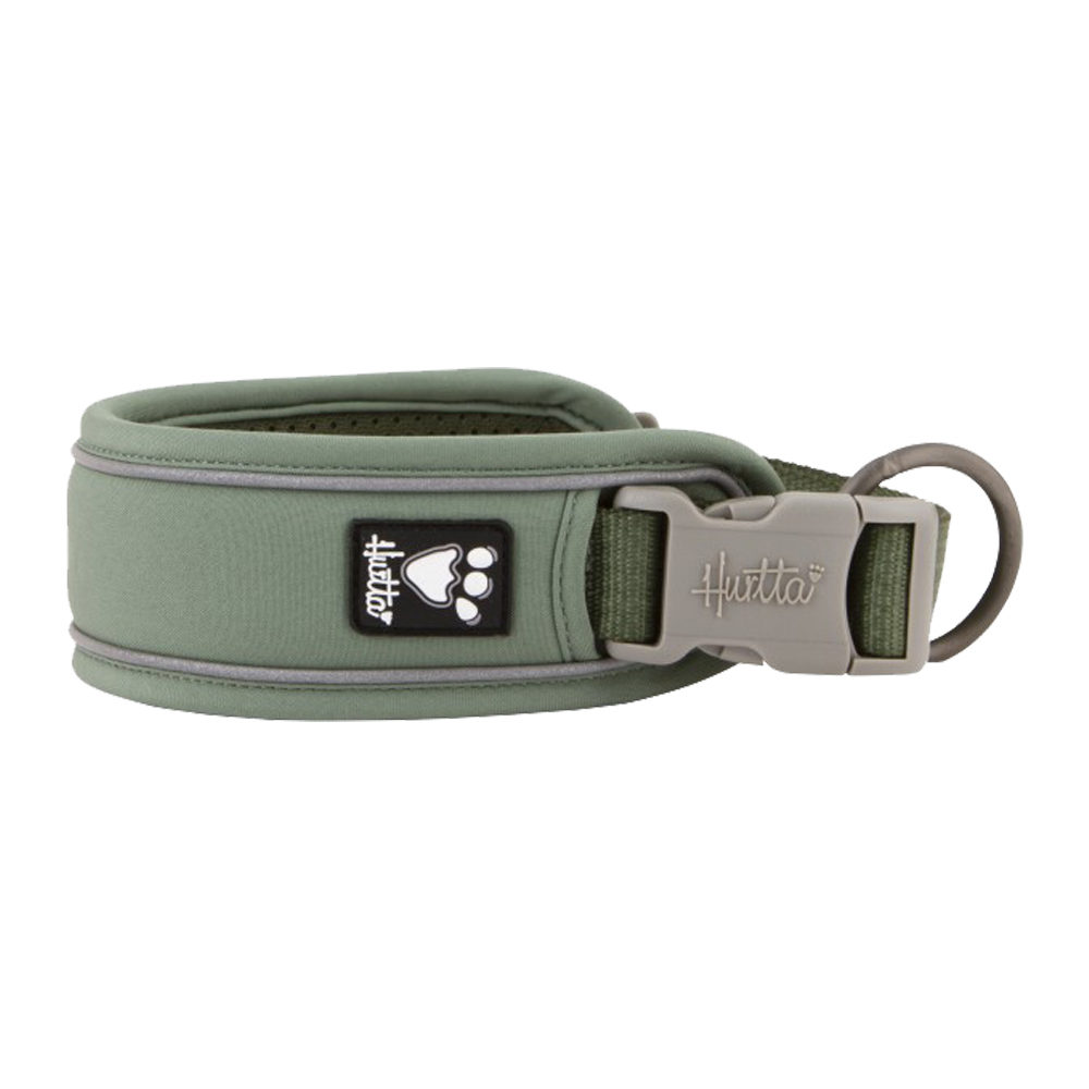 Hurtta Weekend Warrior Eco Collar - Hedge