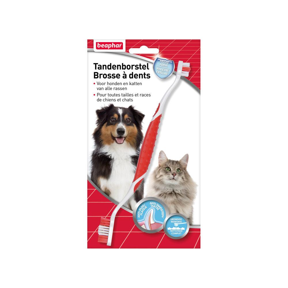 Beaphar Dog-A-Dent - Brosse à dents