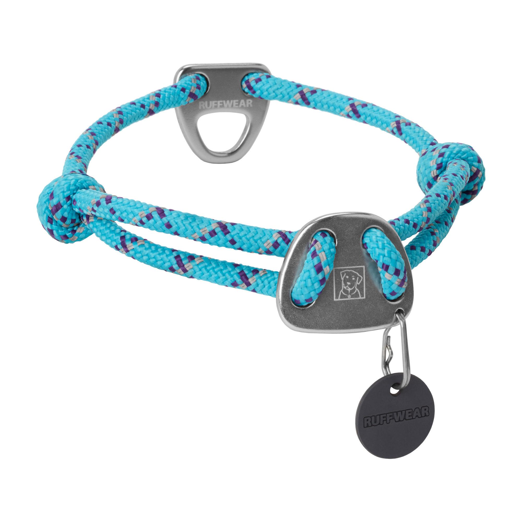 Ruffwear Knot-a-Collar - Blue Atoll