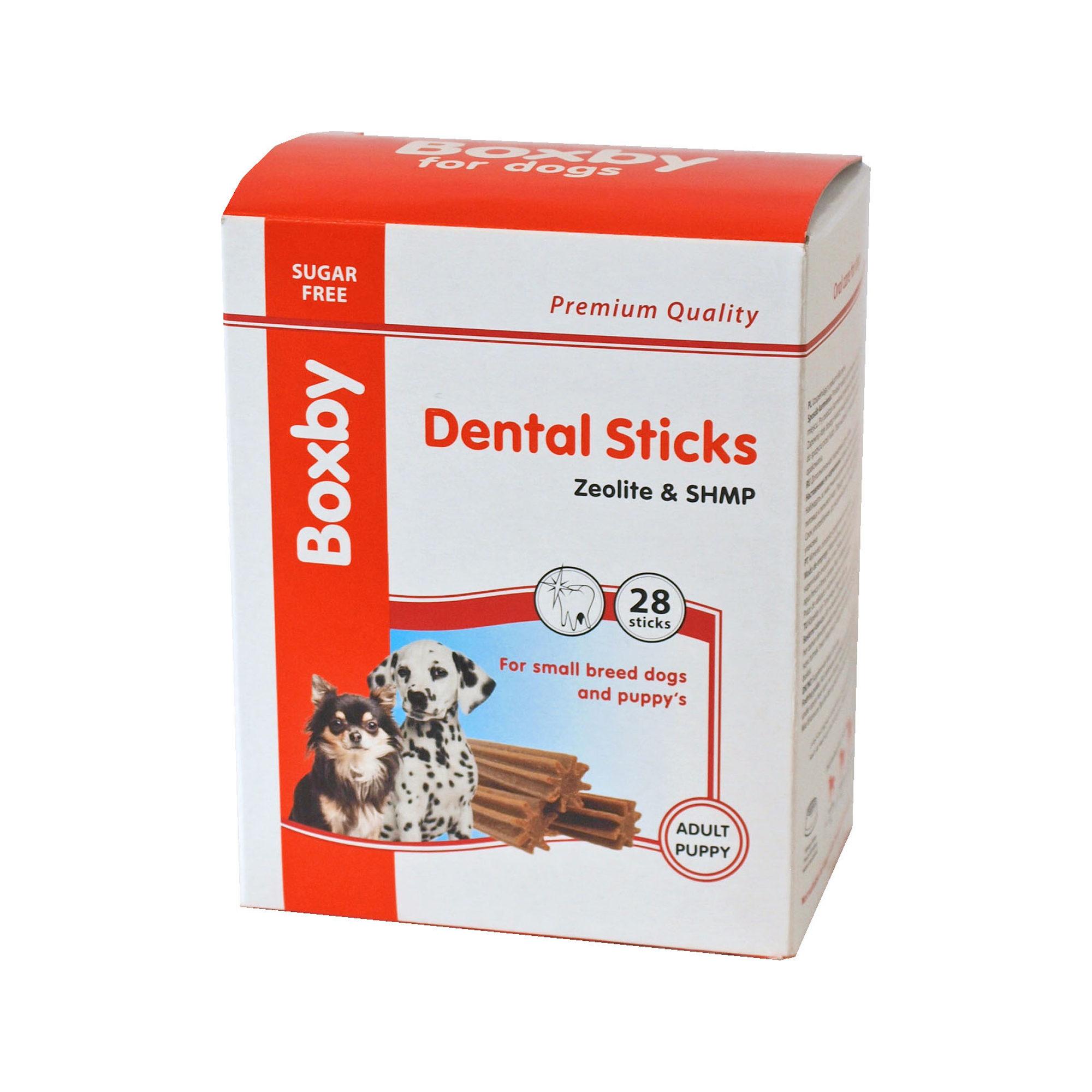 Boxby Dental Sticks - 28 sticks