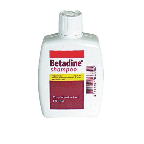Betadine Shampoo