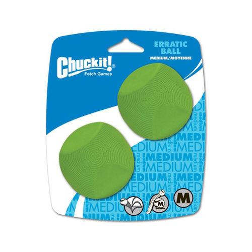 Chuckit! Erratic Ball - 2 Bälle