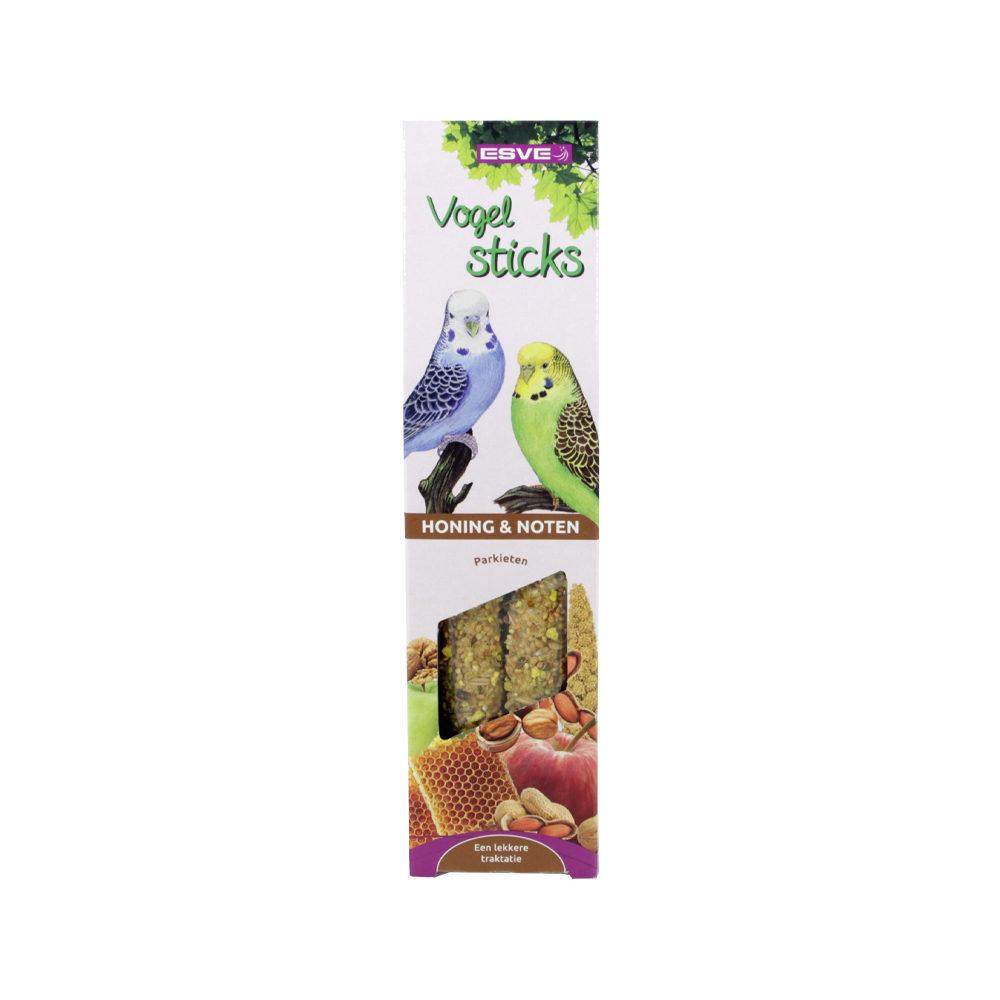 Esve Vogelsticks - Sittich Honig & Nüsse