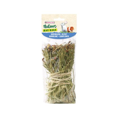 Versele-Laga Nature Snack Hay Bale - Kornblume & Brennnessel