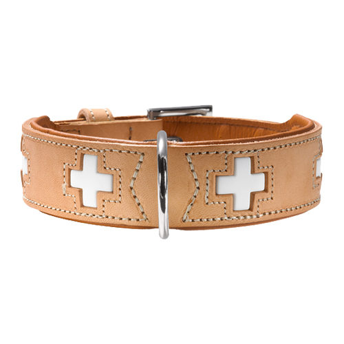 Hunter Halsband Swiss - Beige