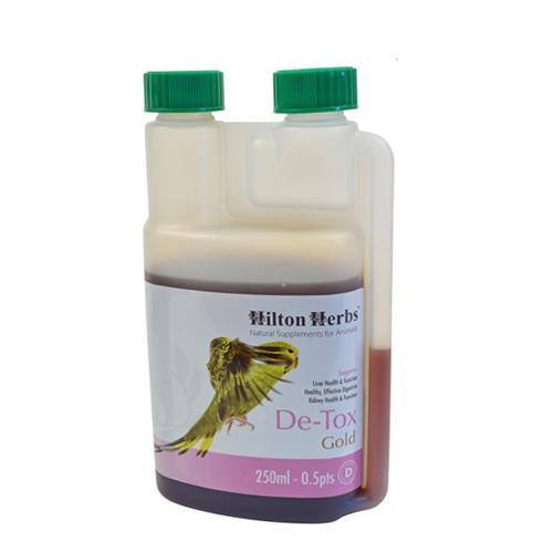 Hilton Herbs DE-TOX Gold for Birds (für Vögel)