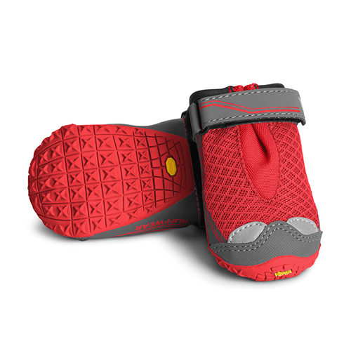 Ruffwear Grip Trex Boots - Red Currant
