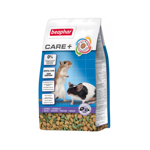 Beaphar Care+ - Gerbille & Souris - 250 g