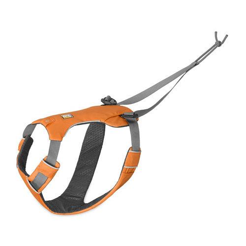 Ruffwear Omnijore Harness - Orange Poppy
