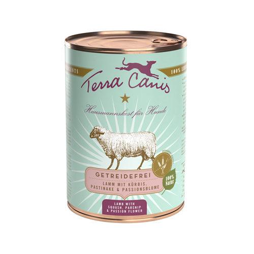 Terra Canis - Sans céréales - Boîte - Agneau