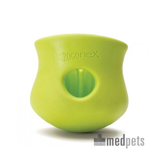 Zogoflex Toppl Treat Toy - Lime