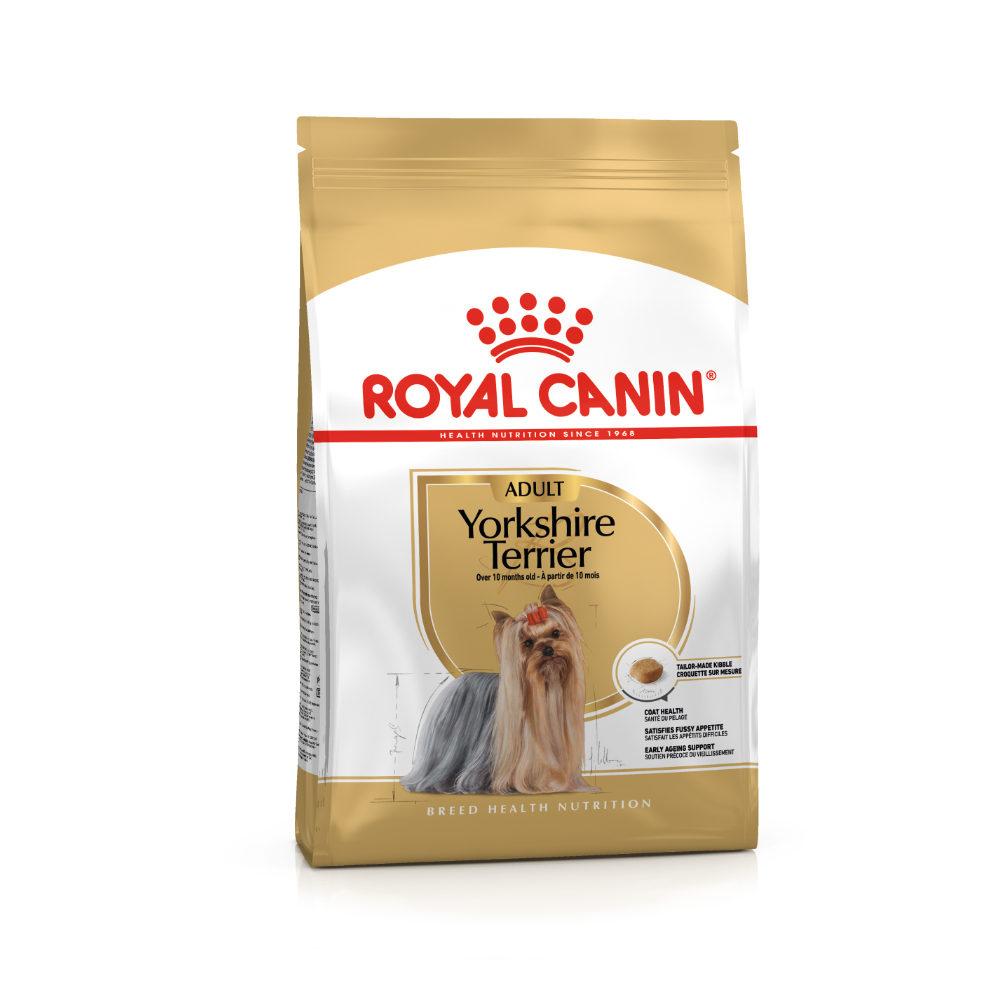 Royal Canin Yorkshire Terrier Adult 8+ - Hundefutter