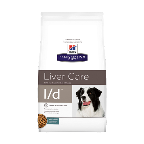 Hill's Prescription Diet l/d Liver Care Hundefutter