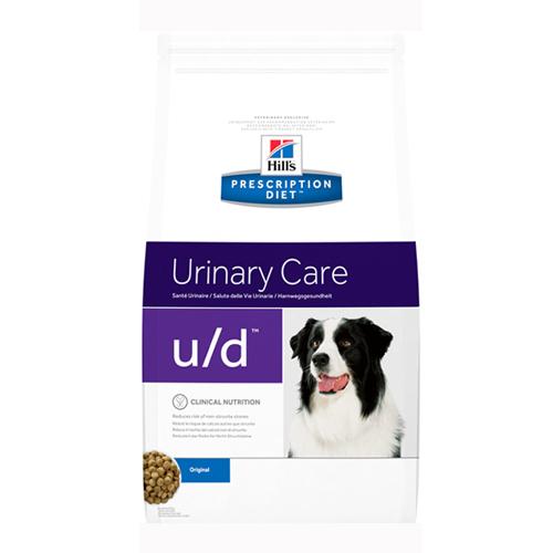 Hill's Prescription Diet u/d Urinary Care Hundefutter