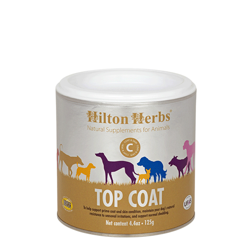 Hilton Herbs Top Coat