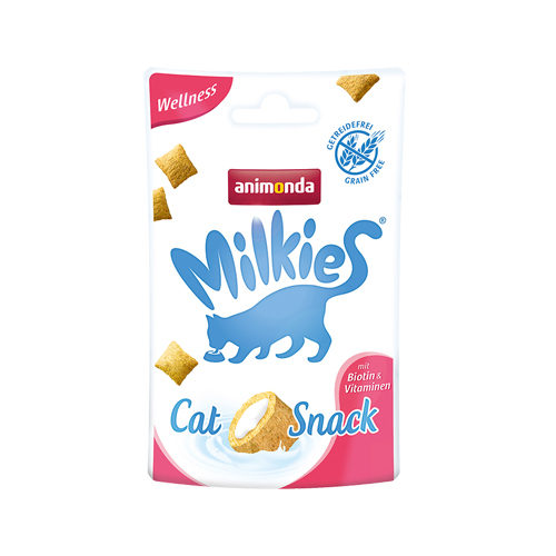 Animonda Milkies Snack - Welness - 30 g
