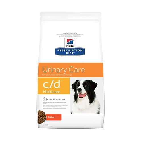 Hill's Prescription Diet c/d Urinary Care Hundefutter